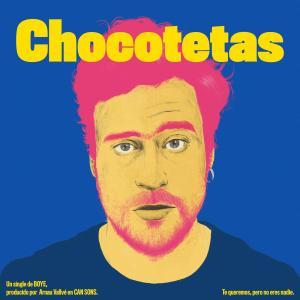 Album Chocotetas from Boye
