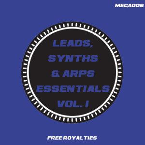 Maxdown的專輯Leads,Synths & Arps Essentials Vol. 1