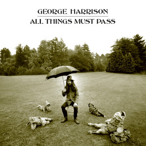 Listen to All Things Must Pass song with lyrics from George Harrison