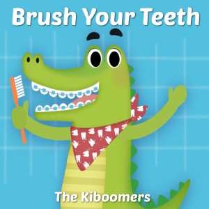 Album Brush Your Teeth from The Kiboomers