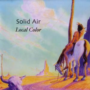Album Local Color from Solid Air