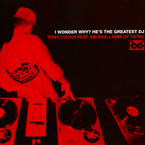 Listen to I Wonder Why? (He's the Greatest DJ) [feat. Keisha & Pam] song with lyrics from Tony Touch