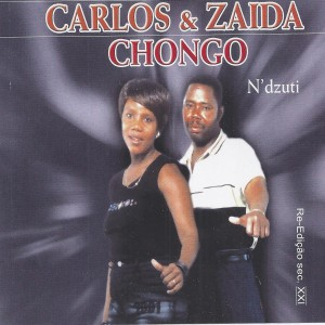 Album N'dzuti from Zaida Chongo