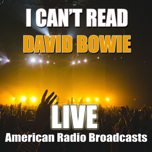 David Bowie的專輯I Can't Read
