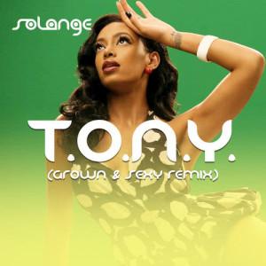 Album T.O.N.Y. from Solange