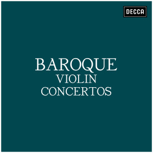 Baroque Violin Concertos
