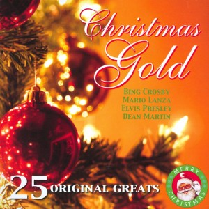 Album Christmas Gold - 25 Original Greats from Various Artists