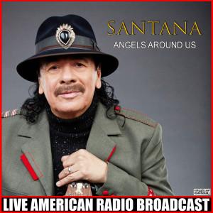 Santana的專輯Angels All Around Us (Live)