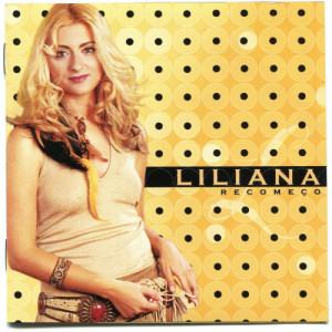 Album Recomeço from Liliana