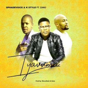 Listen to Iyavuma song with lyrics from SphaDevoice