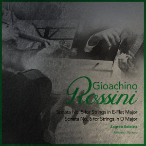 Antonio Janigro的專輯Gioachino Rossini: Sonata Nos. 5 & 6 for Strings