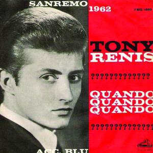 Album Quando Quando Quando from Tony Renis