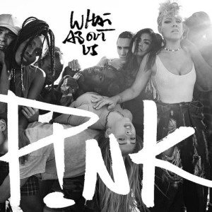 Listen to What About Us song with lyrics from P!NK