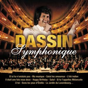 Album Joe Dassin Symphonique from Joe Dassin