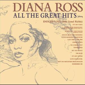 All The Great Hits 2000 Diana Ross