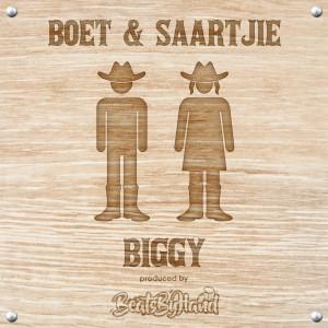 Album Boet En Saartjie from Biggy