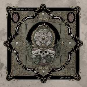 Album Obsidian from Paradise Lost