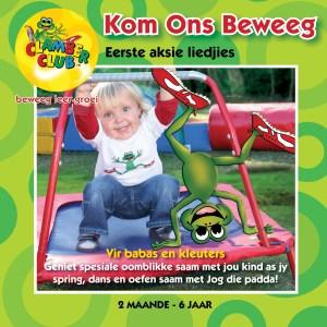 Album Kom Ons Beweeg from Sonja Herholdt