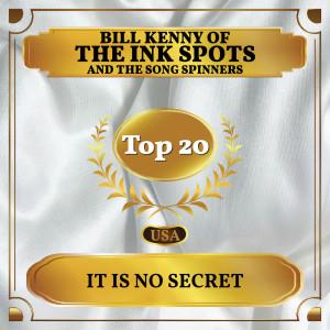 Album It Is No Secret from Bill Kenny of The Ink Spots