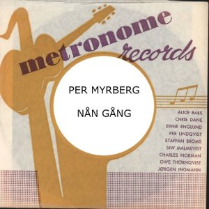 Album Nån gång from Per Myrberg