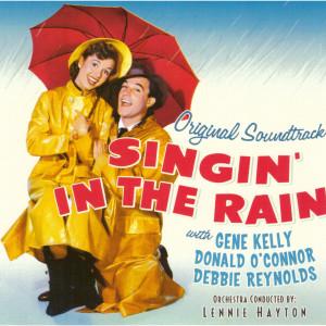 Album Singin' in the Rain (Original Motion Picture Soundtrack) from Donald O'Connor