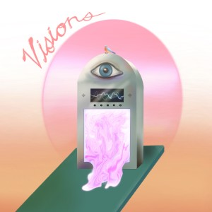 Album Visions from Moon Panda