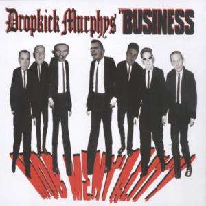 Album Mob Mentality from Dropkick Murphys