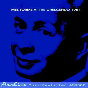 Mel Tormé的專輯At the Crescendo