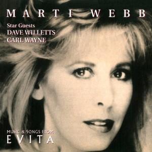 Album Music & Songs From Evita from Marti Webb