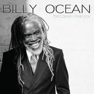 Album Because I Love You from Billy Ocean