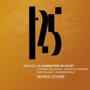 James Levine的專輯Berlioz: La Damnation de Faust (Live)