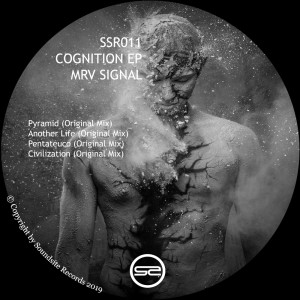 Album Cognition EP from MRV Signal