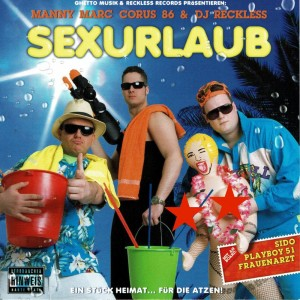Album Sexurlaub from DJ Reckless