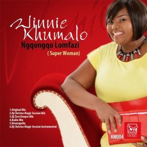 Album Ncgocgo Lo Mfazi (Single) from Winnie Khumalo