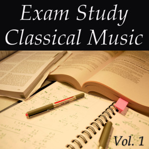 The Maryland Symphony Orchestra的專輯Exam Study Classical Music Vol. 1