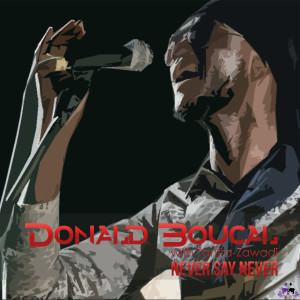 Album Never Say Never from Donald Boucal