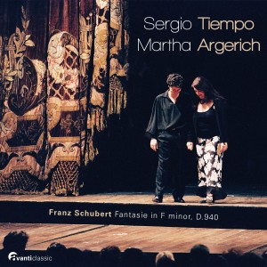 Album Fantasia for Piano Four Hands in F Minor, D. 940 from Sergio Tiempo