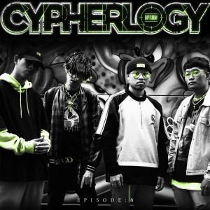 Album Kidblack X Artrilla X Sunnybone X K.Aglet (Cypherlogy) (Explicit) from Rap Is Now