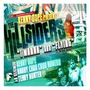 Album I Wanna / Flying (Remixes) from Kenny Dope