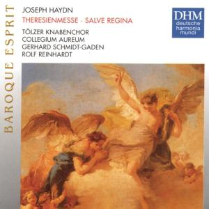 Album Haydn: Theresienmesse, Salve Regina from Tölzer Knabenchor
