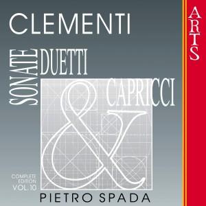 Album Clementi: Sonate, Duetti & Capricci - Vol. 10 from Pietro Spada