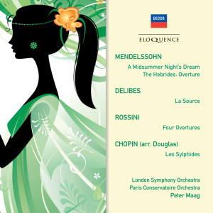 Listen to Chopin: Les Sylphides - Arr. Roy Douglas - 2. Nocturne song with lyrics from Peter Maag