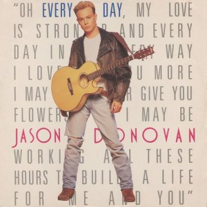 Jason Donovan的專輯Every Day (I Love You More)