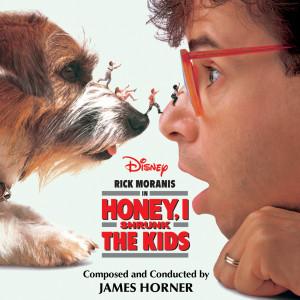 James Horner的專輯Honey, I Shrunk the Kids (Original Motion Picture Soundtrack)