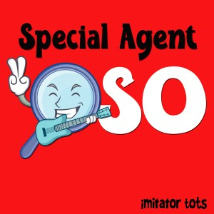Album Special Agent Oso from Imitator Tots
