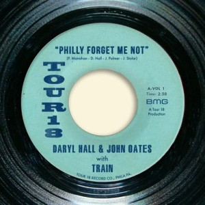 Daryl Hall And John Oates的專輯Philly Forget Me Not (with Train)