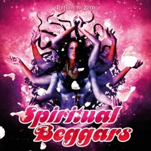 Album Return to Zero from Spiritual Beggars