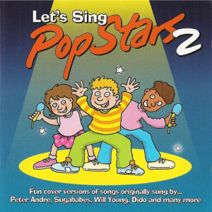 Album Lets Sing Pop Stars - Vol. 2 from The Jamborees