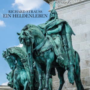 Album Richard Strauss: Ein Heldenleben from Moscow RTV Large Symphony Orchestra