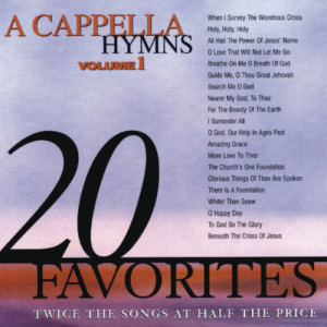 Album A Cappella Hymns, Vol. 1 from Studio Musicians